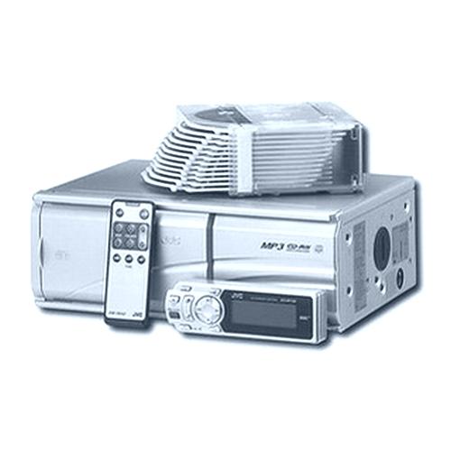 Авто CD-чейнджеры JVC