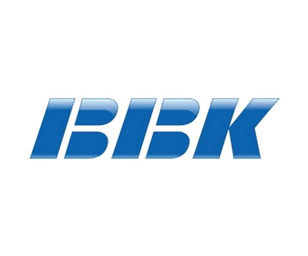 Изображение логотипа компании BBK