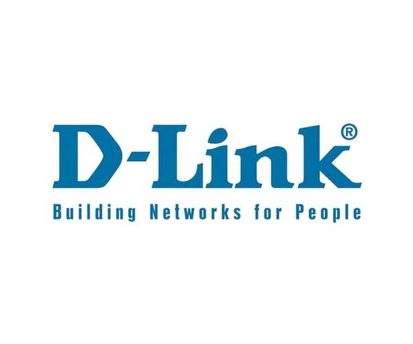 Изображение логотипа компании D-Link