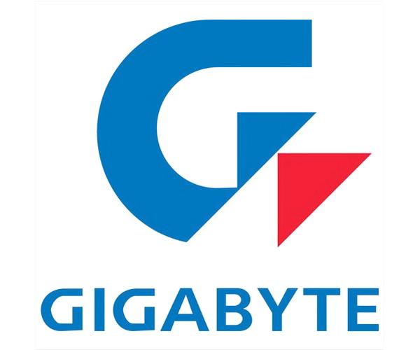 Изображение логотипа компании GIGABYTE