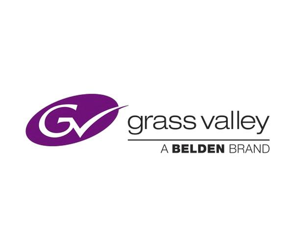 Изображение логотипа компании Grass Valley