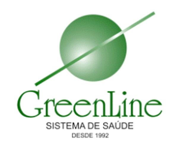 Изображение логотипа компании GREENLINE