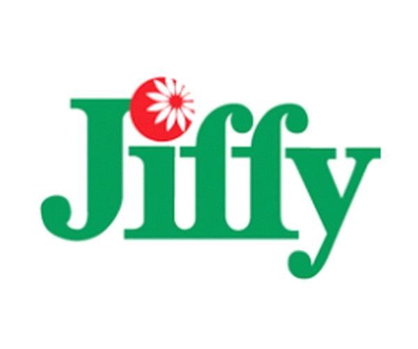 Изображение логотипа компании JIFFY