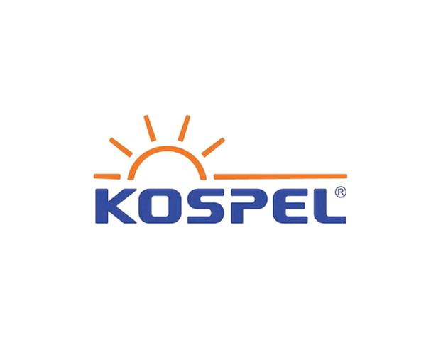 Изображение логотипа компании KOSPEL