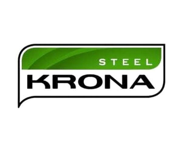 Изображение логотипа компании KRONA