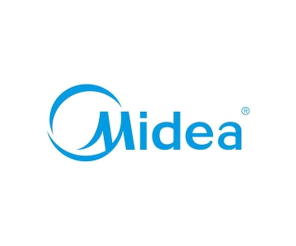 Изображение логотипа компании MIDEA