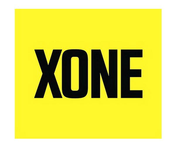 Изображение логотипа компании XONE