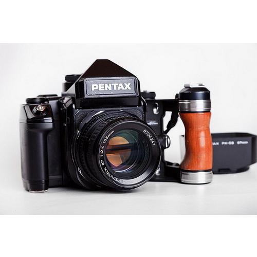 Фотография Pentax 67II