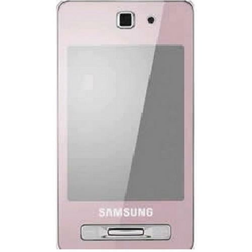 Фотография Samsung F480La Fleur pink